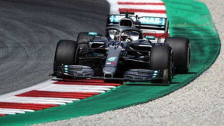 Hamilton Austria F1 2019