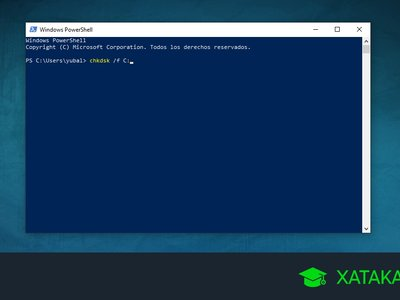 """Cómo corregir los errores de tu disco duro automáticamente en Windows 10 con """"chkdsk"""""""