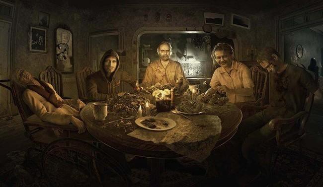 Resident Evil 7 Familia