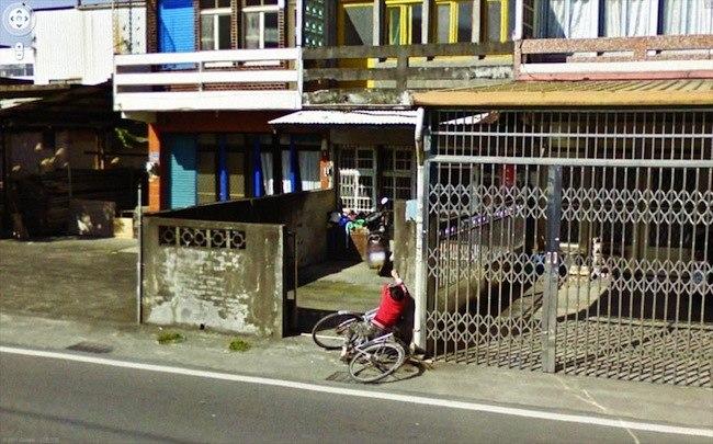 Foto de Google Street View fotos por Jon Rafman (23/32)