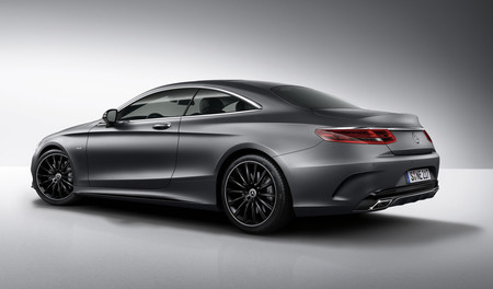 Mercedes Clase S Coupé Night Edition