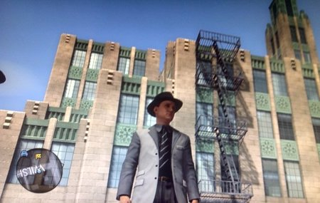 Bullocks Wilshire en L.A. Noire
