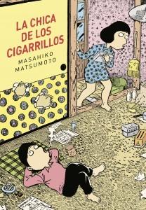 Chica Cigarrillos Portada