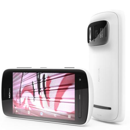 Nokia 808 Pure View, 41 megapixels nos contemplan