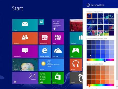 Se filtran capturas con nuevas características de Windows Blue