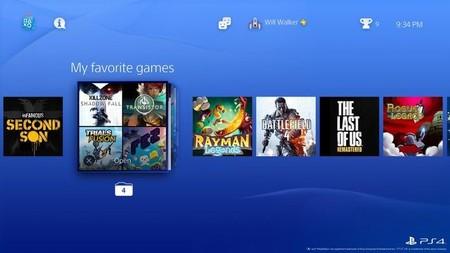 Se filtran las imágenes de la nueva actualización de PS4. Esto promete (actualizado)