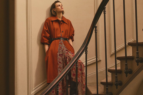 Mango estrena su nueva colección primavera 2019 con estos 15 vestidos tan ideales
