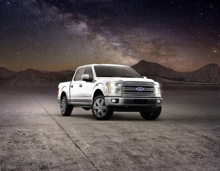 Ford Lobo Platinum Limited 2016