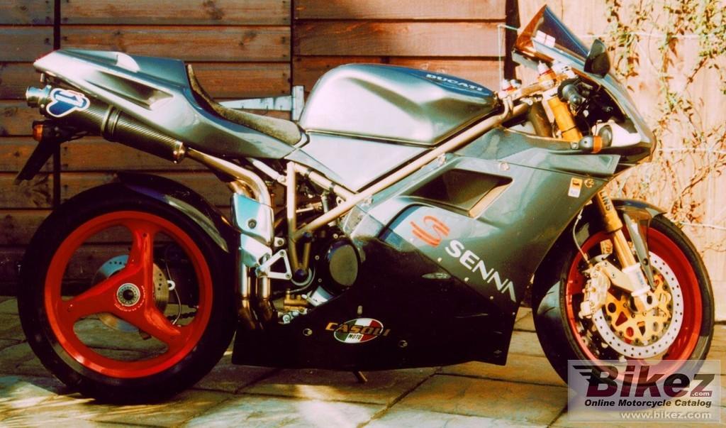 Foto de Motos Ducati: 916, 996 y 998 (2/12)