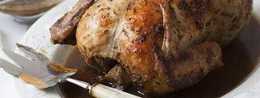 Cómo hacer un pollo al horno de película