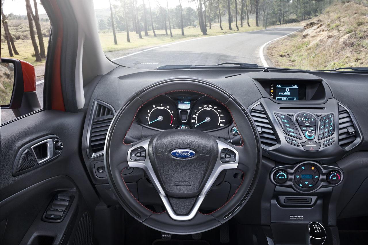 Foto de Ford EcoSport (12/37)