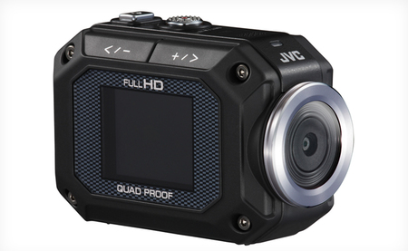 JVC también quiere competir con GoPro