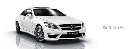 Mercedes CL 2011, así son los nuevos CL 63 AMG y CL 65 AMG