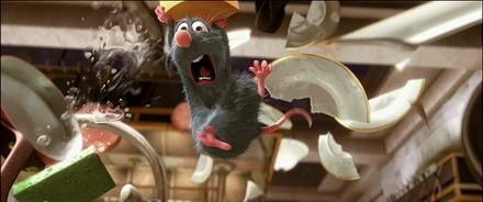 Teaser trailer de 'Ratatouille', lo nuevo de Pixar