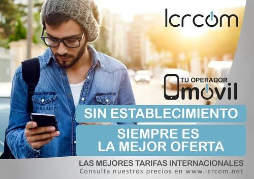 LCRcom se posiciona en prepago con algunas de las mejores tarifas del mercado