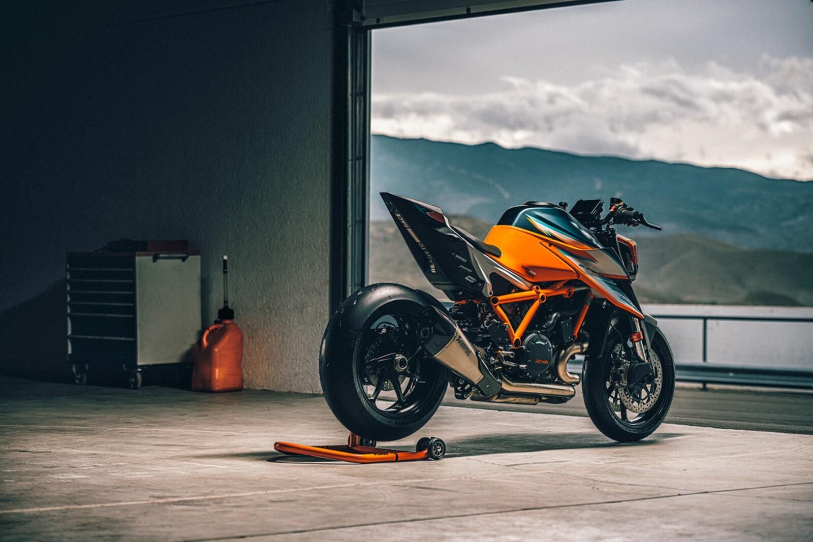 Foto de KTM 1290 Super Duke RR 2021 (4/13)