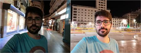 Selfies Noche
