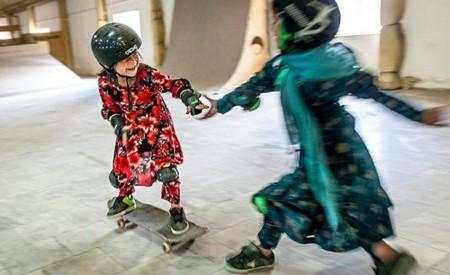 Skateistan Skateboarding Girls Afghanistan Jessica Fulford Dobson 25