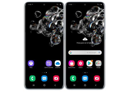 Samsung Galaxy S20 Ultra Software Escritorio Fabrica