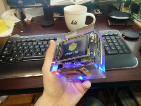 un resultado alucinante para presumir de tu Raspberry Pi