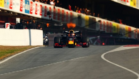 Red Bull Montmelo 2019