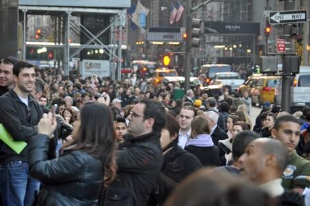 Un atasco y los militares tienen la culpa de que Internet se vuelva loca con el Black Friday