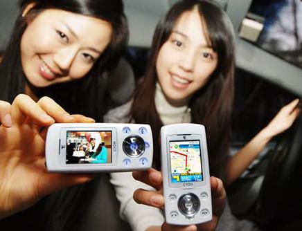 Controlar la dieta con el teléfono móvil, otra nueva moda japonesa