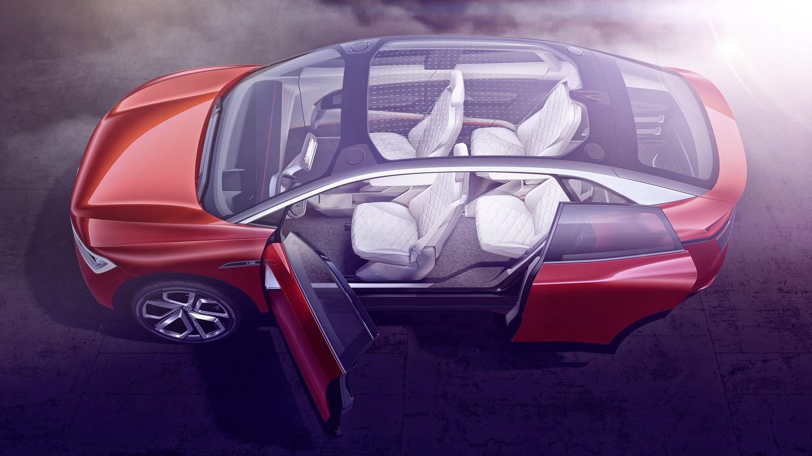 Foto de Volkswagen I.D. Crozz Concept II (11/16)