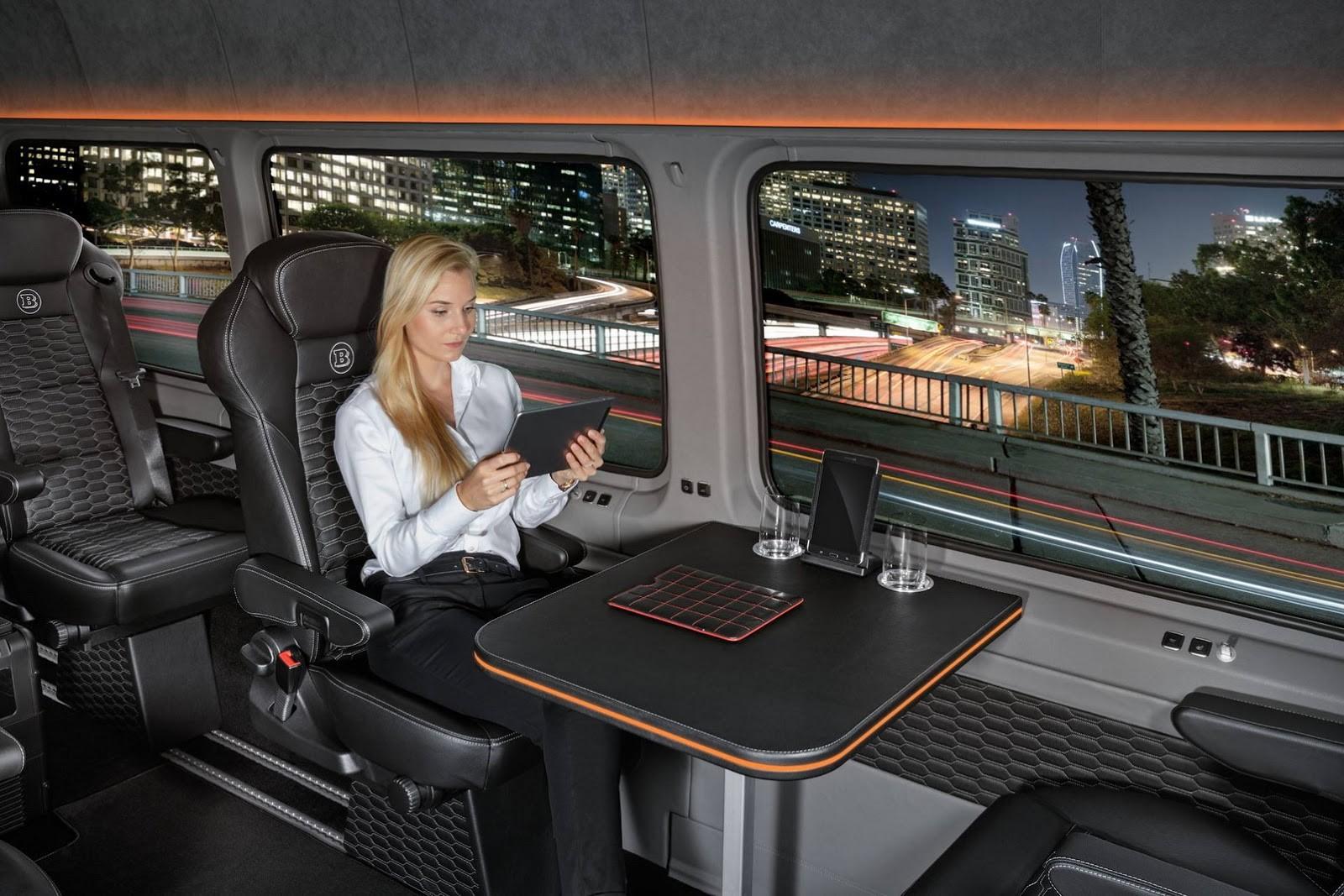 Foto de Brabus Mercedes-Benz Sprinter Conference Lounge (1/15)