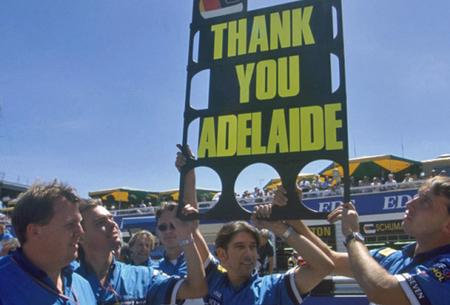 ¡Gracias Adelaida! Benetton