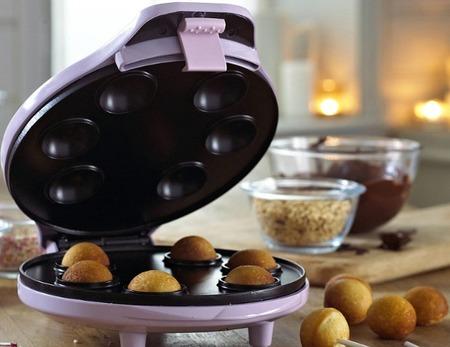 Máquina para hacer cake pops