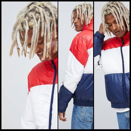 Esta chaqueta Fila acolchada está en las Mid Season Sales de ASOS en oferta por 65,99 euros