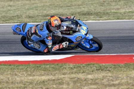 Aron Canet Moto3 Motogp Aragon 2017