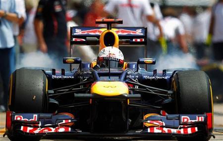 Sebastian Vettel consigue en el Valencia Street Circuit su segunda pole consecutiva