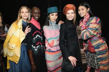 Desigual camina con paso firme en la Semana de la Moda de Nueva York