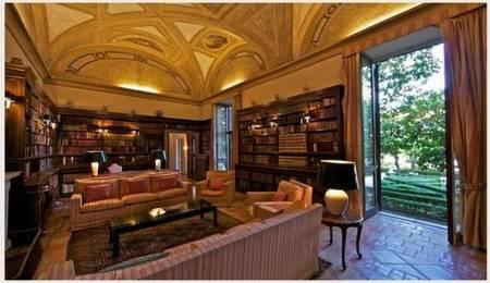 Biblioteca palazzo orsini