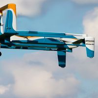 Amazon patenta un sistema de autodestrucción para que sus drones no te caigan encima cuando se averíen