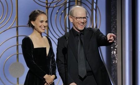 """Del Toro califica de """"genial"""" el dardo de Natalie Portman en los Globos de Oro y Spielberg avisa de un cambio en los Óscar"""