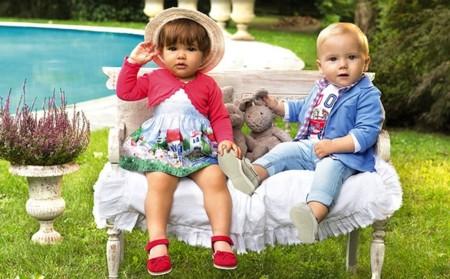Mini invitados de comunión: los mejores looks