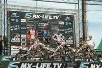 Nuevo triunfo para Julien Bill en el Campeonato del Mundo de MX3