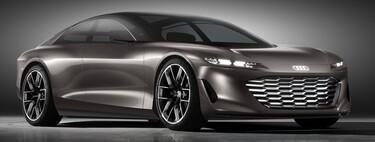 Audi Grandsphere concept, un eléctrico con Nivel 4 de autonomía será el reemplazo de A8 en el 2025