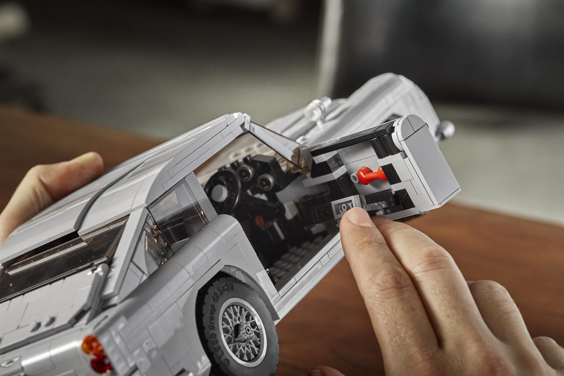 Foto de Aston Martin DB5 007 de LEGO (38/39)