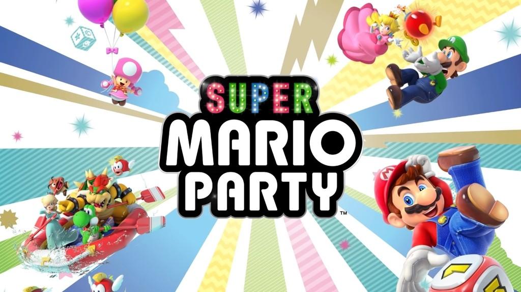 Super Mario Party prepara su fiesta más divertida con su tráiler de lanzamiento