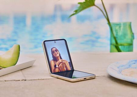 Samsung Galaxy Z Flip3 Agua