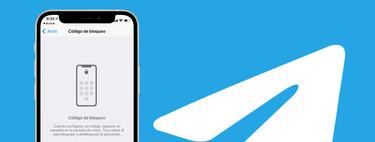 Así podemos proteger nuestras conversaciones de Telegram haciendo que la app nos pida un código de acceso