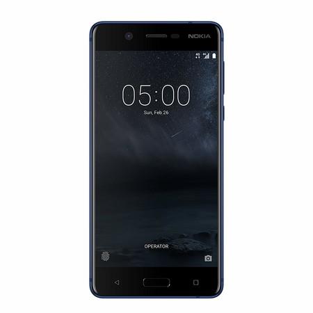 Smartphone Nokia 5, con Snapdragon 430 y cámara de 13 megapixeles, por 109 euros en Amazon