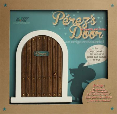 ¿Crees que a tu hijo le gustaría tener la puerta por la que entra el Ratoncito Pérez?