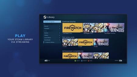 Steam Link ya soporta resoluciones de hasta 8K y el streaming desde un PC a ordenadores con macOS