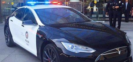 La policía de Luxemburgo se hace con dos Tesla Model S para probar qué tal patrullan los angelitos