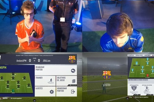 La escena española de FIFA en pie de guerra contra LaLiga tras el lío de las camisetas